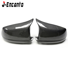 For BMW 5 Series F10 F11 Sedan Carbon Fiber Mirror Caps 2010-2013 520i 528i 535i 518d Rear View Mirror Cover carbon Gloss Black made in taiwan carbon fiber material m5 look front kidney grill grille for bmw 5 series f10 sedan 2010 520i 525i 530i 535i