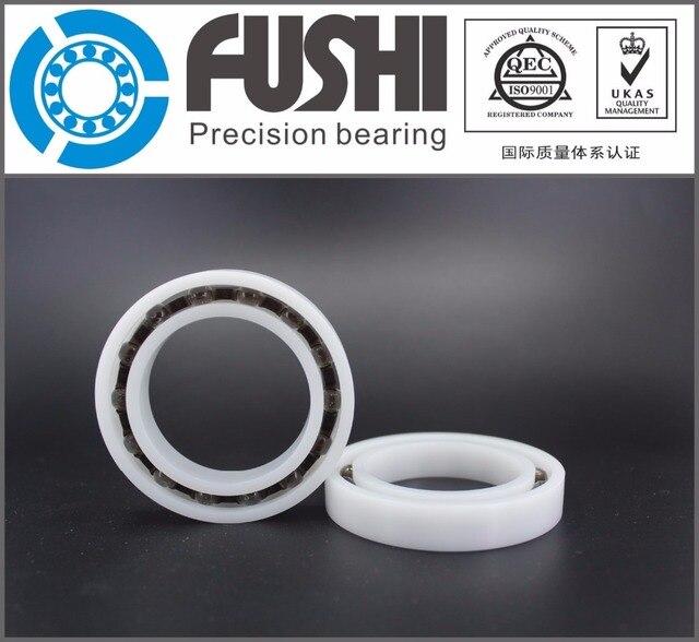 6306 POM (10 pièces) roulements à billes en plastique 30x72x19mm billes de verre 30mm/72mm/19mm
