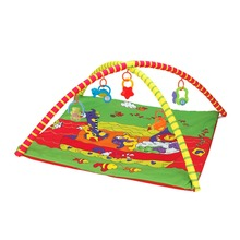 New Baby Play Mat Kids Rug Educational Puzzle Carpet With Piano Keyboard & Cute Animal Baby Gym Crawling Activity Mat 85*85*56cm
