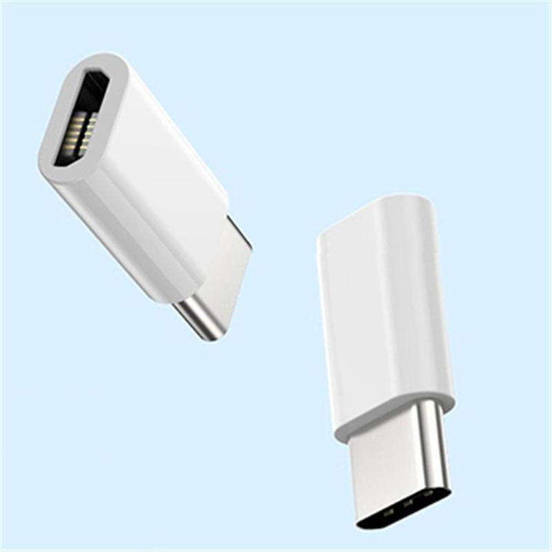 2Pcs Micro USB To USB C Mobile Phone Adapter Microusb Typec Samsung USB Galaxy For Huawei Connector Xiaomi A7 Adapter X4N1