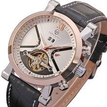Forsining Classic tourbillon men's watch top brand luxury automatic