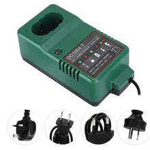 цена на For Makita NI-CD NI-MH Battery Charger 7.2V-18V NI-CD NI-MH Electric Drill Tools Battery Charger 6226DWE 6010D 6261D 6270D