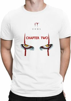 IT Chapter 2 Ends T Shirt Design Unisex Kids Adult Horror Movie Mens T-Shirt