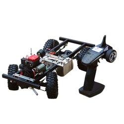 1:10 kraftstoff Modell Auto Set (Rahmen + Toyan Motor + Toyan Motor Teile + Fernbedienung)