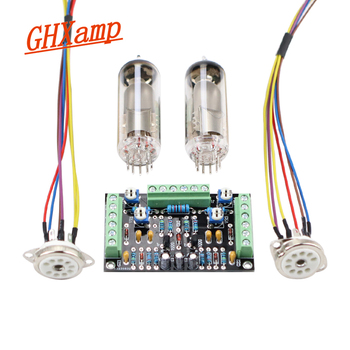 High Voltage 250V 6E1 Tube Level Indicator Kits Dual Channel For Tube amplifier Audio Cat Eye Drive Diy