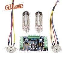 Hoogspanning 250V 6E1 Buis Indicator Kits Dual Channel Voor Buizenversterker Audio Cat Eye Drive Diy