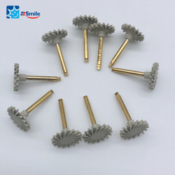 Dentale EVE Diacomp Più Torsione RA Dental Lucidatura Ruota di Lucidatura Sistemi