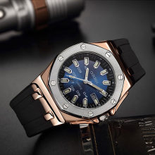 Relojes De Cuarzo Hombre Fashion Replica Watches Men Waterproof Montre Homme Cadeau Horloges Mannen Luminous Erkek Kol Saati Uhr