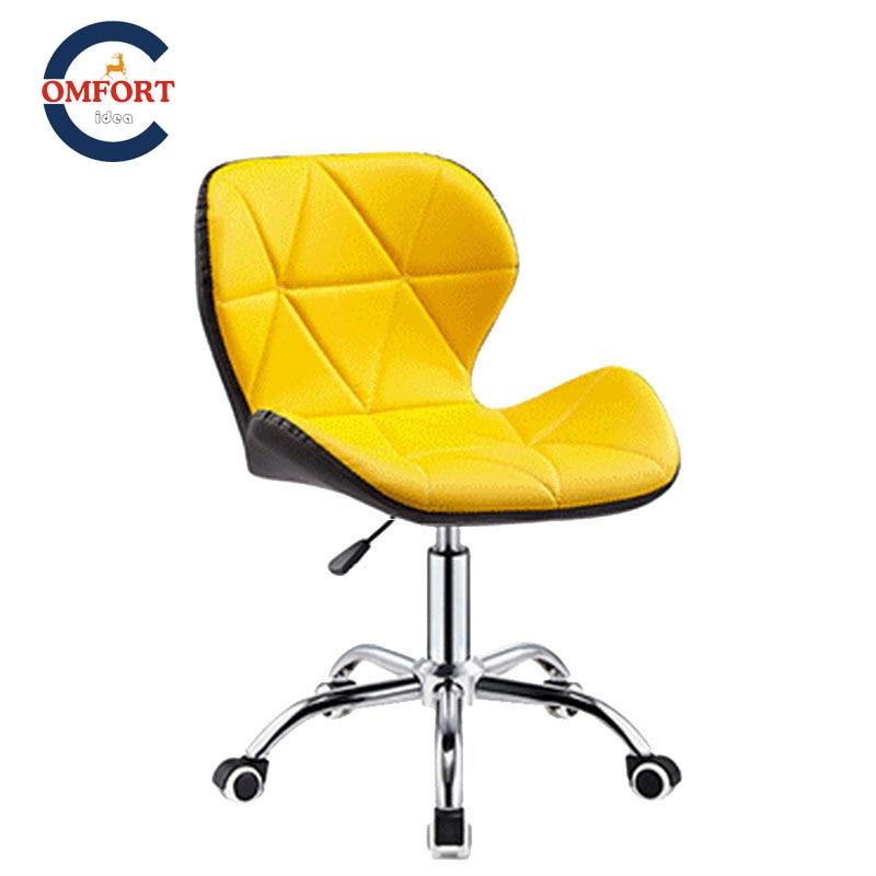 Барные стулья, подъемные стулья, современные барные стулья для кухни, 360 бесплатных вращений, высокий стул, металлический подъемный стержен...