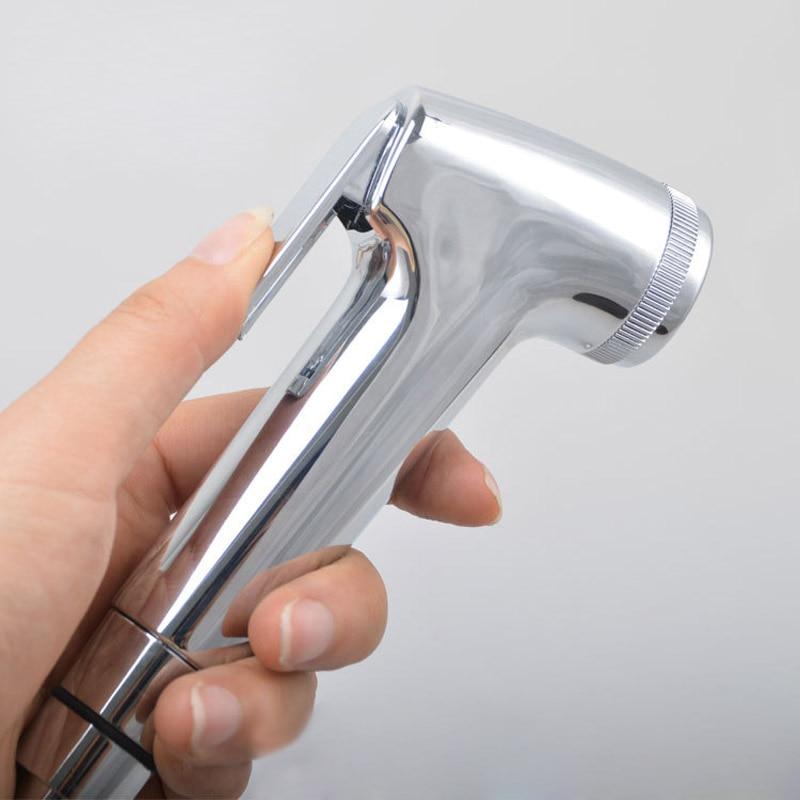 Handheld Bathroom Toilet Bidet Sprayer Shower Head Water Nozzle Spray Sprinkler