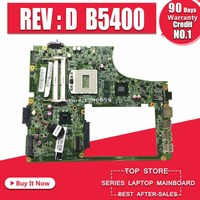 AVAILABLE PROMISED WORKING DA0BM5MB8D0 REV : D LAPTOP MOTHERBOARD FOR LENOVO B5400 NOTEBOOK VIDEO CARD N15V GM S A2