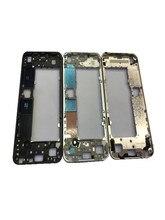 Pour LG Q6 M700N cadre moyen boîtier plaque lunette couvercle boîtier cadre arrière pour LG Q6 M700N cadre arrière remplacement pièces de réparation