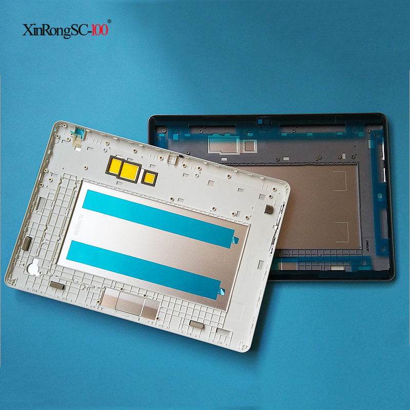 Для Huawei MediaPad T3 AGS-L09 AGS-W09 BZA-W00 батарея Крышка задней крышки экран рамки металлическая задняя оболочка панели Нижняя пластина