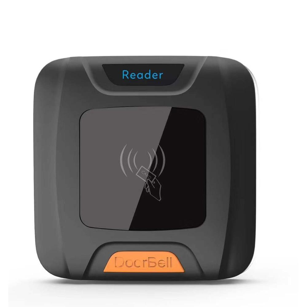 Proximity Card Reader Wiegand waterproof card reader Ip65 Waterproof Access Control Slave Reader Security RFID EM ID Card Reader
