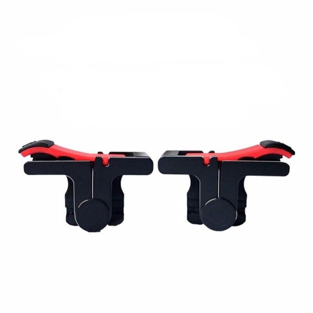 D9Mobile Game Controller Gamepad Plastic L1R1 Keypads Phone Joystick Sensitive Shoot And Aim Triggers Mobile Controller For Pubg