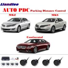 Pdc Авто парковочные радары сенсорная система для lincoln mkz/mks/Континентальный