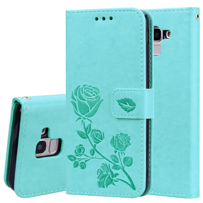 Hfad0b8a8e10c4d12b294dc84d3d5bce6E - Rose Flower Leather Case For Samsung Galaxy S8 S9 Plus S7 S6 Edge S5 S3 S4 J3 J5 J7 A3 A5 J1 2016 2017 J2 Grand Prime Flip Cover