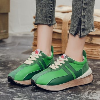 Breathable Women Casual Shoes Sneakers Trainers Flats Non-slip Sport Running Outdoor Footwear