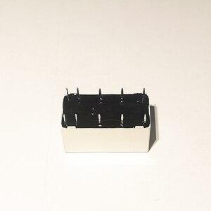 Image 3 - 10 pçs/lote Relés HFD2 012 S L2 D HFD2 005 S L2 D HFD2 024 S L2 D 1A 10PIN relé de travamento Magnético