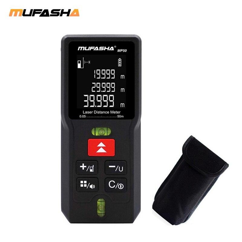 MUFASHA MP серия 50 м 70 м 100 м лазерный дальномер лазерный цифровой электронный измерительный прибор