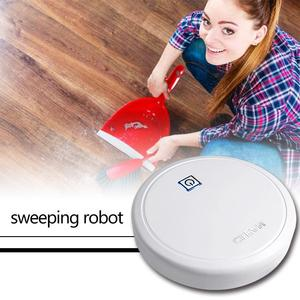 Image 4 - ALLOET Multifunctional Robot Vacuum Cleaner 3 in 1 Dry Wet Intelligent Sweeping Robot Auto Rechargeable Vacuum Cleaner for home
