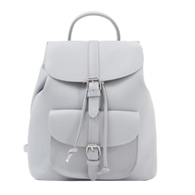 купить Trendy Female Drawstring PU Leather Backpacks Teenage Girls Small School Bags Women High Quality Casual Rucksack по цене 597.9 рублей