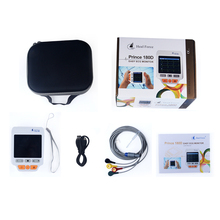 Heal Force Prince 180D портативный бытовой монитор сердечного ритма, сертификация CE
