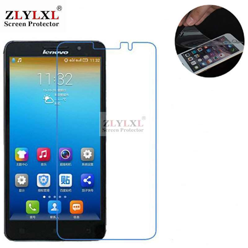 5 pcs alot soft Scratch Proof HD film screen protector for <font><b>Lenovo</b></font> <font><b>A616</b></font> image