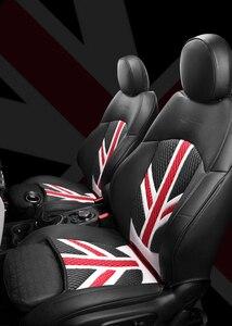 Image 1 - Bọc Ghế Xe Ô Tô Cho Xe BMW MINI Cooper R59 Bán Buôn Da Chống Thấm Nước Tự Động Bảo Vệ Ghế Phụ Kiện Phụ Kiện Xe Hơi