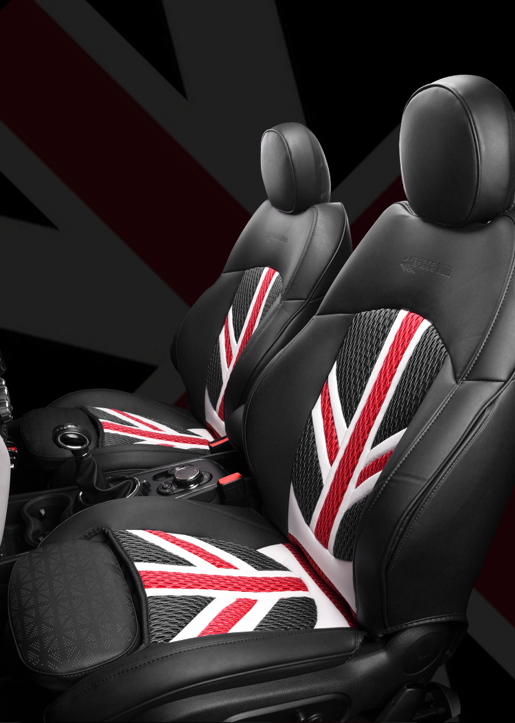 Car Seat Covers For BMW MINI Cooper R59 Wholesale Waterproof Leather Auto Seat Protector Accessories