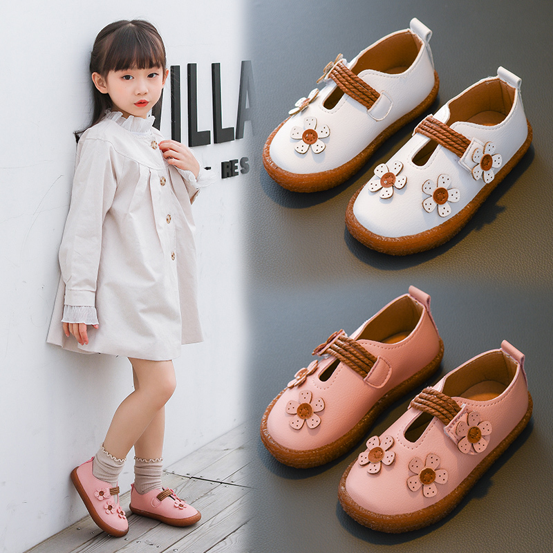 Fashion Baby Dress Shoes Toddler Princess Shoes Children School Shoes for Girls
