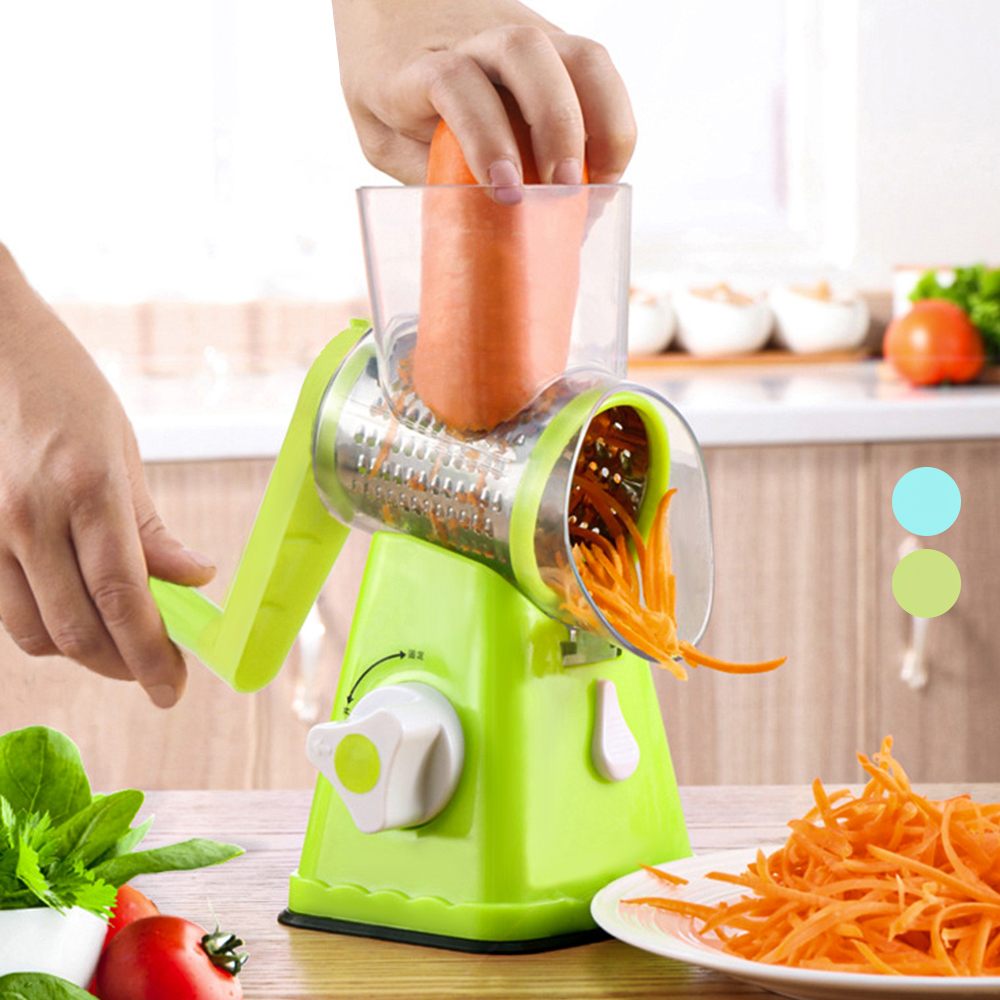 meat Cutter Round Slicer Graters Potato Carrot Cheese Shredder Food Processor Vegetable Chopper kitchen Gadgets Too