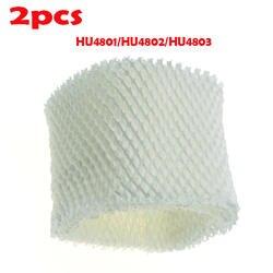 2 шт./лот OEM HU4102 увлажнитель фильтры, фильтр бактерий и весы для Philips HU4801/HU4802/HU4803 увлажнители