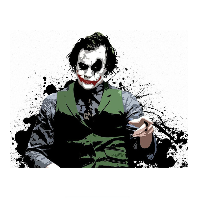 joker why so serious For Auto Car/Bumper/Window Decal Sticker Decals DIY Decor CT3074