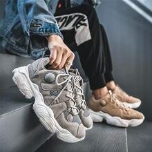 YRRFUOT Men's Walking Shoes Comfortable Sports Shoe