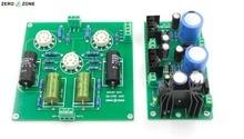 ZEROZONE Neueste upgrade version Boden Grid gg 12AU7 tube preamp / GG galle preamp + power board (fertige board)