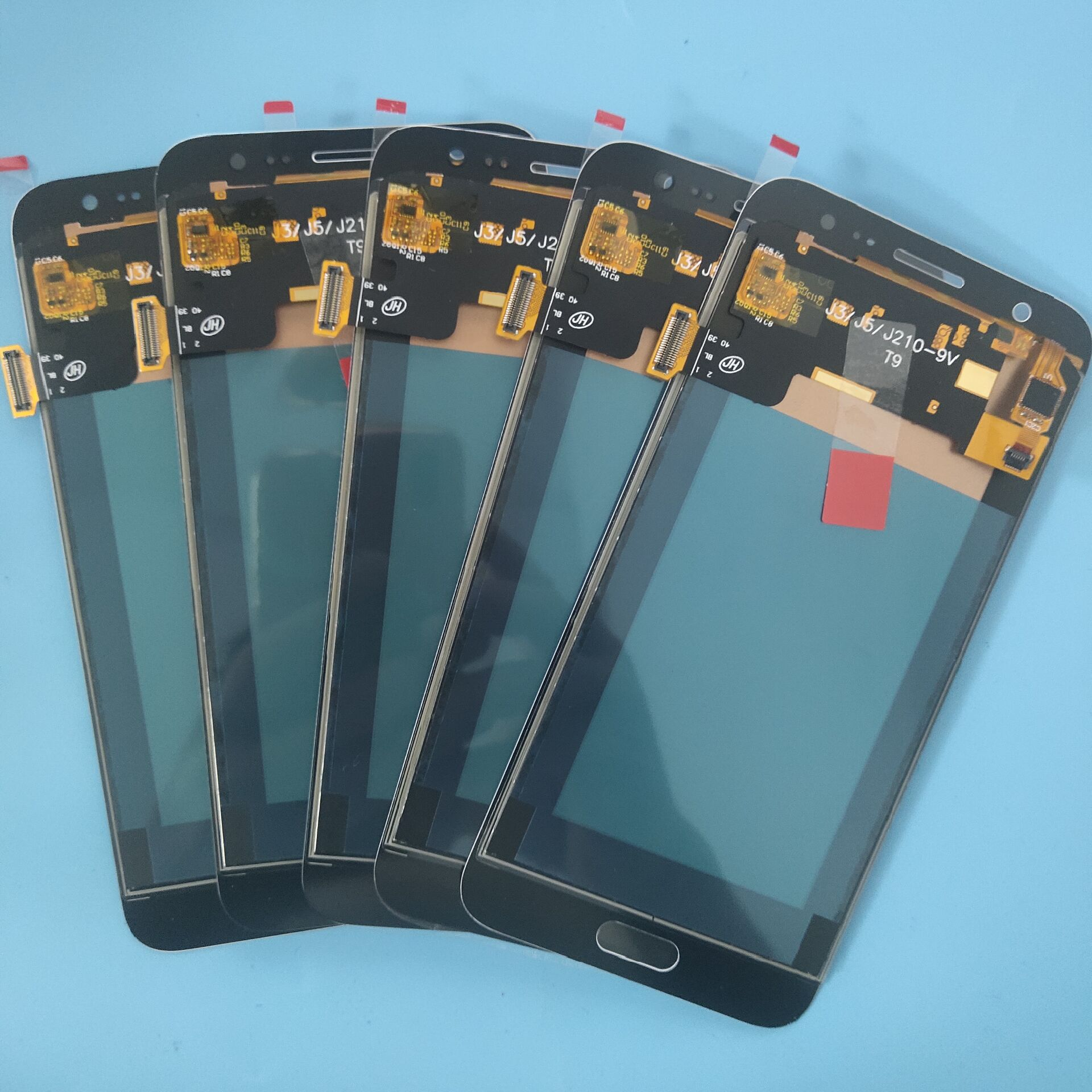5PCS TFT Incell LCD For Samsung J320 J3 2016 Adjust LCD Display Touch Screen Digitizer For Samsung Galaxy J5 J500F J500FN Good