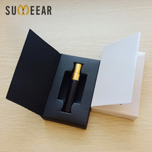 100Pieces/Lot 5ml perfume Bottle With Atomizer Packaging Boxes And Glass Perfume Bottle Customizable LOGO