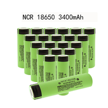 20pcs NCR18650B 3.7V 3400 Mah High Quality 3400mah Rechargeable Lithium Battery