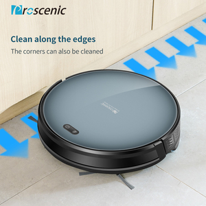 Image 4 - Proscenic Robot Vacuum Cleaner 820T, Wi Fi and Alexa Connected, 3 in 1Robotic vacuum Cleaner, Powerful 2000PA Carpet and Floor