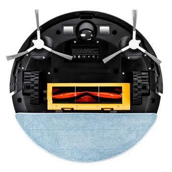 OEM wet dry Vslam Camera Robotic Vacuum Cleaner