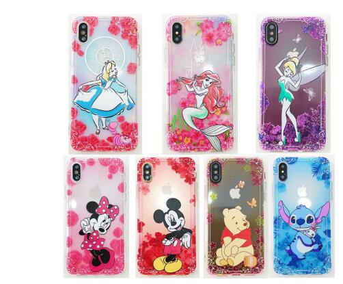 Tinkerbell in watercolor iPhone 11 case