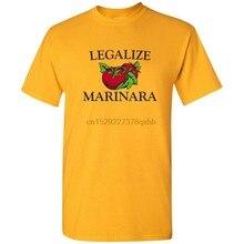 Camiseta legalize marinara unissex