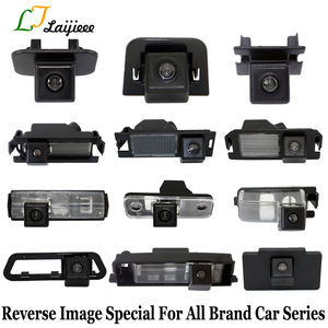 Image 1 - عكس كاميرا لموقف السيارات الخاصة لجميع سلسلة جديدة للسيارات/لوحة ترخيص ضوء أو حفرة محفوظة HD السيارات كاميرا الرؤية الخلفية احتياطية
