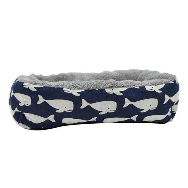 Dog Bed Cotton Dog Bed Waterproof Nest Dog Baskets Mat Soft Pet Bed Autumn Winter Warm Cozy Dog Cat House Pet Products Cat Bed 2