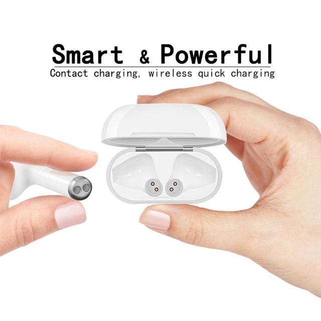 i9S TWS Bluetooth Earphone Wireless Earbud Headset 1