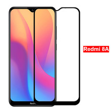 3D Safety Screen Protector Glass on for xiomi redmi8 xiomi Redmi 7 a 8 8a Tempered Glass on xaomi redmi7 8A 7A 6A A7 A6 A8 Film