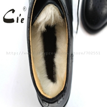 Cie/мужские ботинки ручной работы из телячьей кожи с натуральным лицевым покрытием; зимняя кожаная подошва; нескользящая резиновая подошва; Свадебная обувь; A45