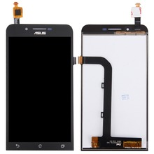 High quality LCD Screen and Digitizer Full Assembly Replacement for Asus Zenfone Go / ZC500TG high quality for asus zenfone 3 ze552kl lcd screen and digitizer full assembly