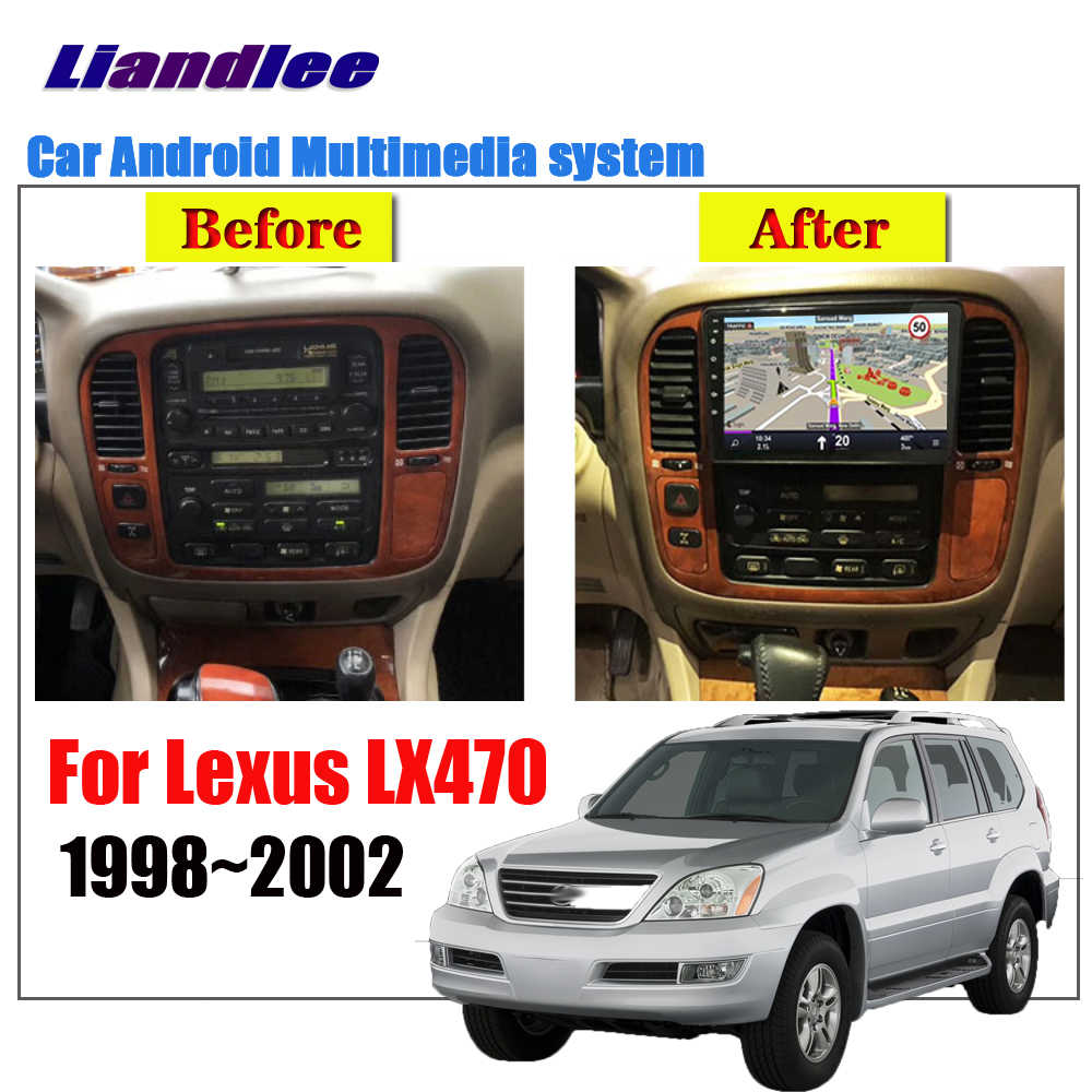 liandlee android 2 32g for lexus lx470 1998 2002 stereo car screen carplay dvr camera wifi bt gps navi navigation map media car multimedia player aliexpress liandlee android 2 32g for lexus lx470 1998 2002 stereo car screen carplay dvr camera wifi bt gps navi navigation map media car multimedia player aliexpress